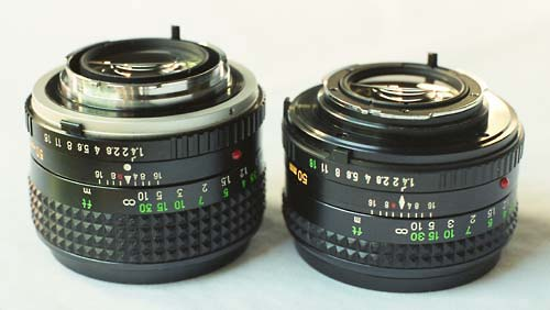 The Rokkor Files - Minolta Lens History